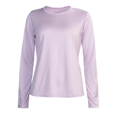 Brooks EZ Shirt - Long Sleeve (For Women)