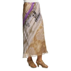 Audrey Talbott Itsy Silk Convertible Skirt-Dress - Obi Sash (For Women)