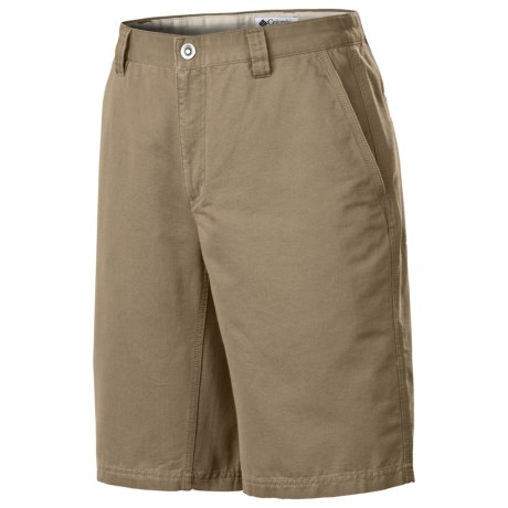 Columbia Sportswear Lander Shorts - UPF 50, Enzyme Washed (For Men)