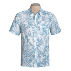 Columbia Sportswear Lankis Shirt - Short Sleeve (For Men)