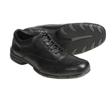 Auri Player Wingtip Oxford Shoes - Supple Calf Leather (For Men)