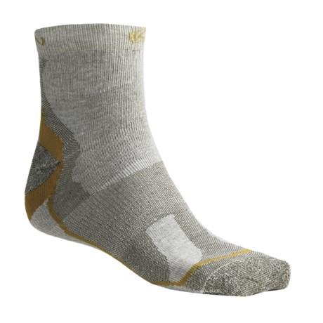Keen Mt. Airy Lite Athletic Socks - Quarter Crew (For Men)