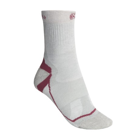 Keen Mt. Airy Lite Socks - Crew (For Women)
