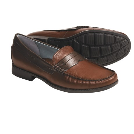 Sebago Halifax Strap Loafer Shoes (For Women
