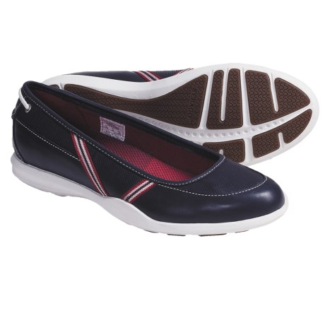 Sebago Calypso Skimmer Shoes - Leather (For Women)
