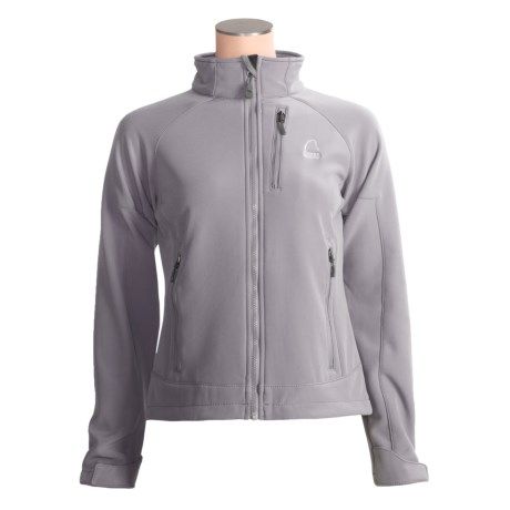 Sierra Designs Bullseye Jacket - Soft Shell (For Women)