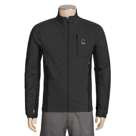 Sierra Designs Bolt Jacket - Soft Shell (For Men)