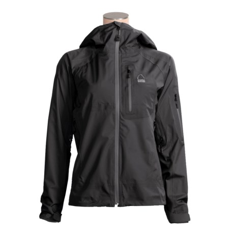 Sierra Designs Zinger Jacket - Waterproof, Cocona® (For Women)