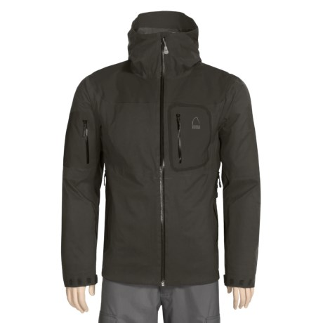 Sierra Designs Prima Fusion Jacket - Waterproof, Insulated (For Men)