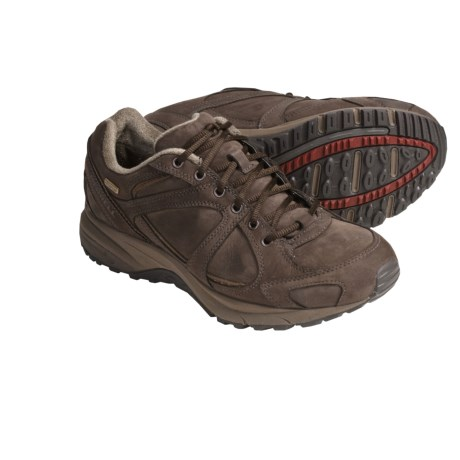 Merrell Meridian Approach Shoes - Waterproof, Nubuck (For Men)