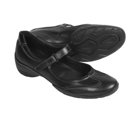 ECCO Rise Mary Jane Shoes - Leather (For Women)