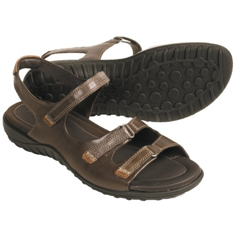 ECCO Charm Sandals - Leather (For Women)
