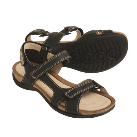 ECCO Passion Sandals - Nubuck (For Women)