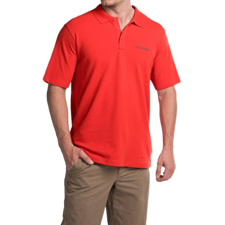 Columbia Sportswear Elm Creek Polo Shirt - UPF 15, Short Sleeve (For Men)