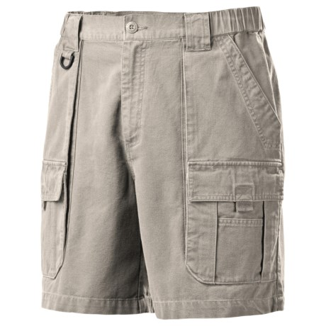 Columbia Sportswear Cliff Lakes Cargo Shorts - UPF 50 (For Big Men)