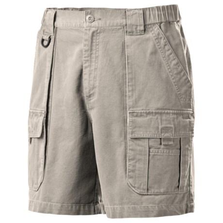 Columbia Sportswear Cliff Lakes Cargo Shorts - UPF 50 (For Big Men)