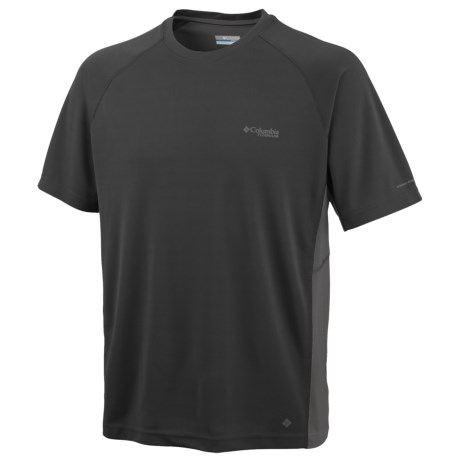 Columbia Sportswear Altimeter T-Shirt - UPF 30, Short Sleeve (For Big and Tall Men)
