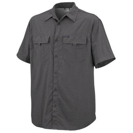 Columbia Sportswear Silver Ridge Shirt - UPF 50, Short Sleeve (For Men)