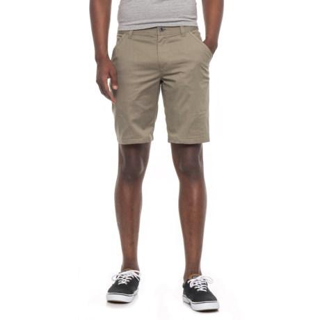 NAU Stretch Motil Cargo Shorts (For Men)