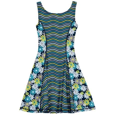 CHOOZE Flow Dress - Sleeveless (For Girls)