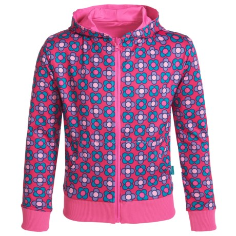 CHOOZE Duo Reversible Zip Hoodie (For Girls)