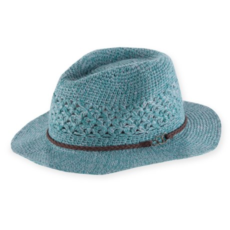 Pistil Sedona Wide Brim Fedora (For Women)