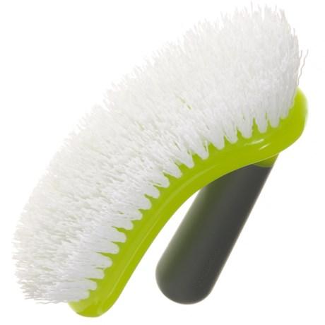 Casabella Clean Smart Scrub Heavy-Duty Scrub Brush