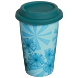 Liquid Solutions Double-Wall Porcelain Tumbler - 10 fl.oz.