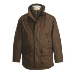 Rainforest Micro-Suede Twill Parka - Removable Liner (For Men)