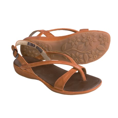 Keen Emerald City 3-Point Sandals - Leather (For Women)