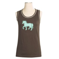 Hatley Applique Tank Top (For Women)