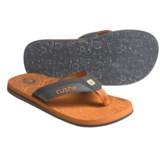 Cushe Forensic Flop Thong Sandals (For Men)