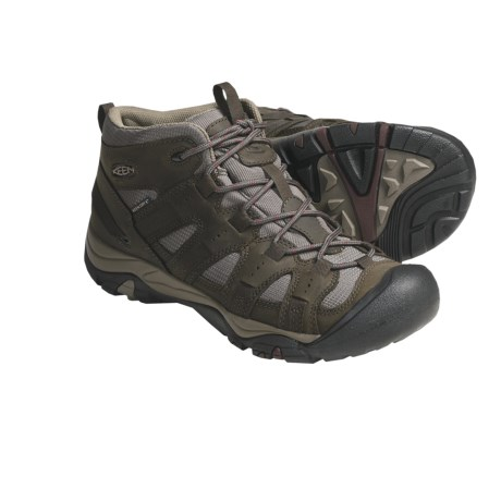 Keen Siskiyou Mid Hiking Boots - Waterproof (For Men)
