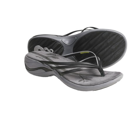 Ahnu Sonoma Thong Sandals - Leather (For Women)