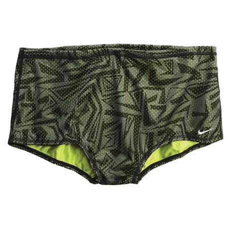 Nike Angled Lanes Mesh Drag Suit - Reversible (For Men)