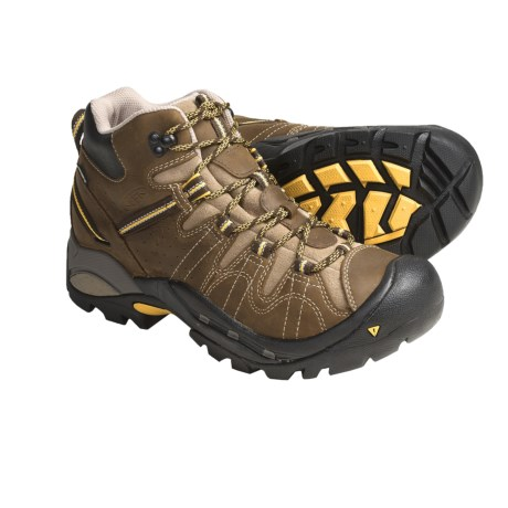 Keen Klamath Hiking Boots - Waterproof (For Men)