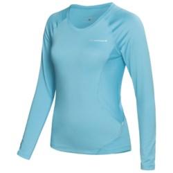 Brooks Equilibrium Shirt - Long Sleeve (For Women)