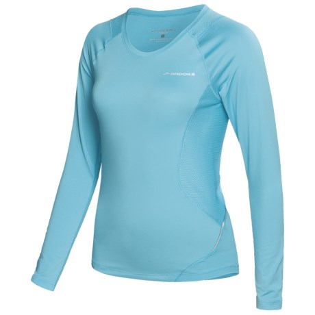 Brooks Equilibrium Shirt - Long Sleeve (For Women)