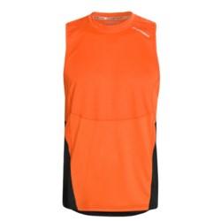 Brooks HVAC Synergy Shirt - UPF 40+, Sleeveless (For Men)