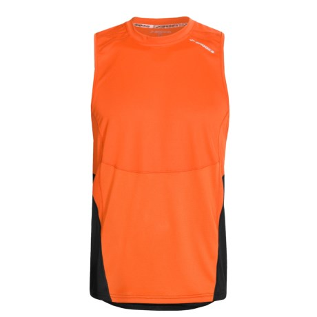 Brooks HVAC Synergy Shirt - UPF 40+, Sleeveless (For Men)