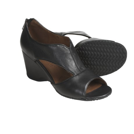 Gentle Souls London Ridge Sandals - Leather (For Women)