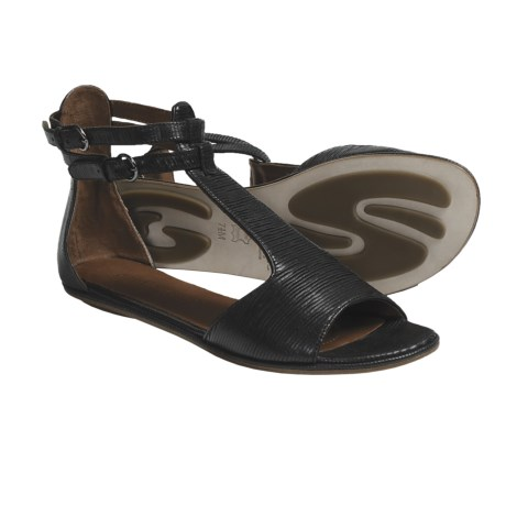 Gentle Souls Bistro Leather Sandals (For Women)