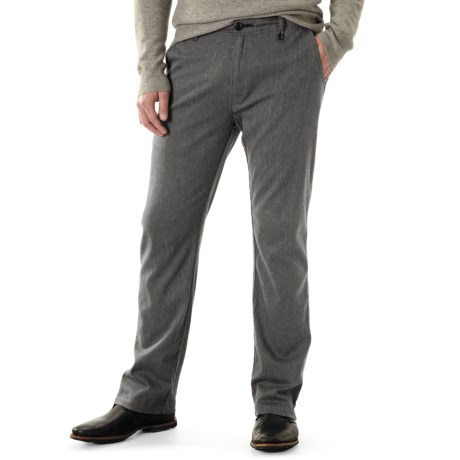 A well-dressed man needs men's dress pants, and this buying guide will give you the tips you need to find the men's dress pants that are perfect for your life and your style. Once you know the details to look for, you'll be able to choose the perfect pair, even when you're online shopping.