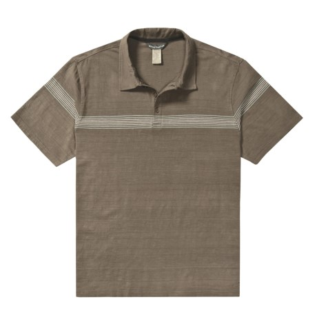 Horny Toad Foster Polo Shirt - Organic Cotton, Short Sleeve (For Men)