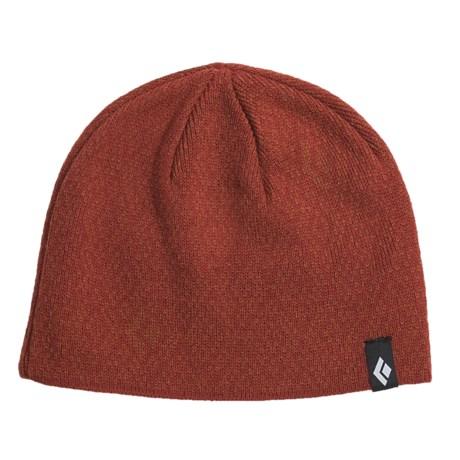 Black Diamond Equipment Diamond Beanie Hat (For Men and Women)