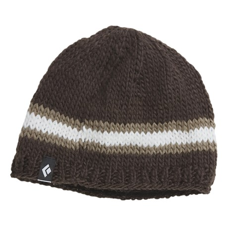 Black Diamond Equipment Baker Beanie Hat (For Men and Women)