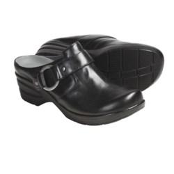 Portlandia Eugene Clogs - Leather (For Women)