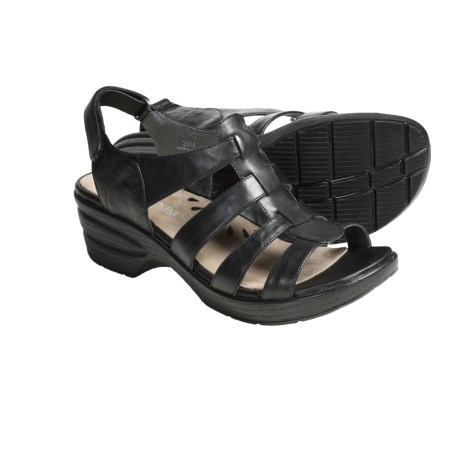 Portlandia Carmel Sandals - Leather (For Women)