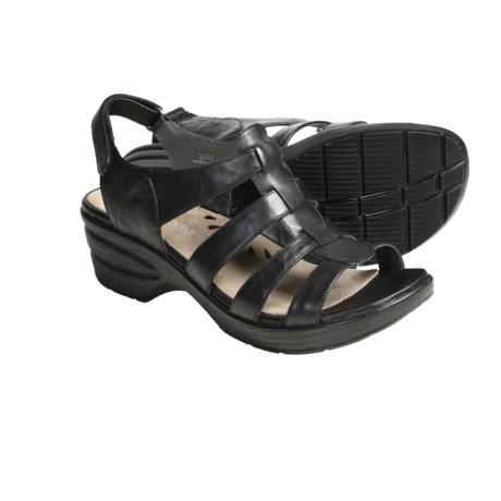 Portlandia Carmel Sandals - Leather (For Women)