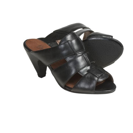 Portlandia LaJolla Sandals - Leather (For Women)
